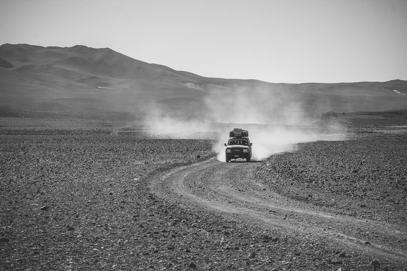 Bolivia in Black & White 10