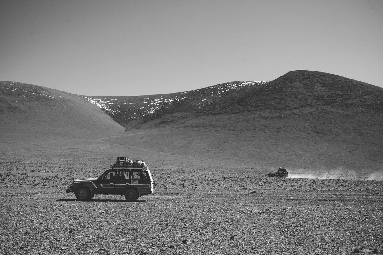 Bolivia in Black & White 9