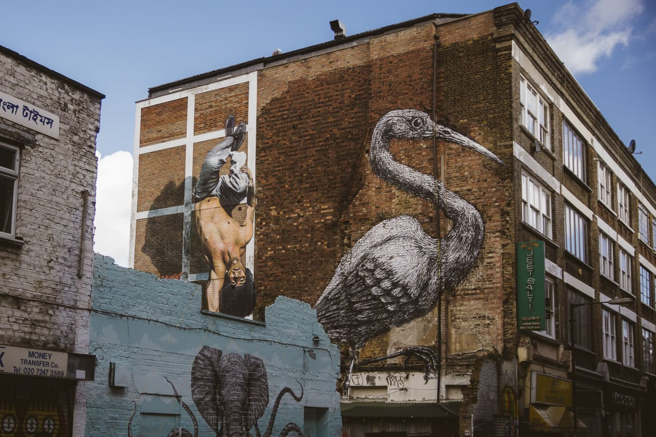 London photography graffiti 2